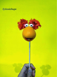 JESSICHUP ROSI FRAGUEL / FRAGGLE ROCK