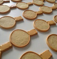 Sip, se me ha quedado cara de galleta… Galletas LUPA/ BASKET/TENIS