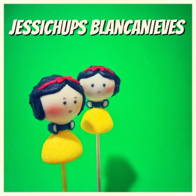 Jessichups Carnavaleros: los Jessichups se disfrazan de BLANCANIEVES!!! // SNOW WHITE Jessichups for Carnival!!!