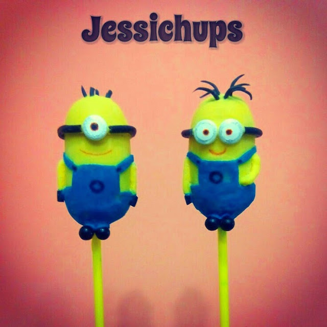 JESSICHUPS MINIONS