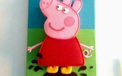 JessiExperimentA: Jessitarta Peppa Pig A LA NEVERA!!!