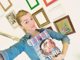 JESSITARTA CHIC PARA LA REVISTA ELLE GOURMET