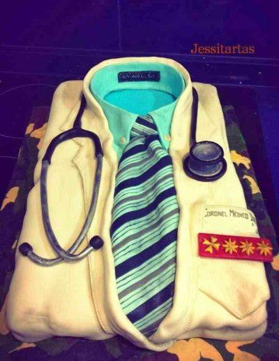 TARTA BATA DOCTOR