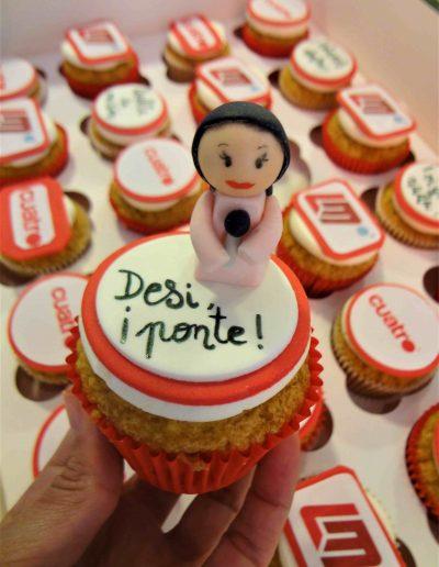 Cupcakes periodista II