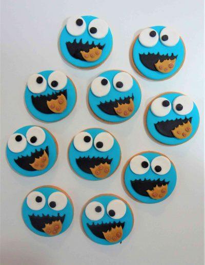 Galletas Triki el Monstruo de las galletas