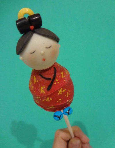Jessichup Geisha Kimono