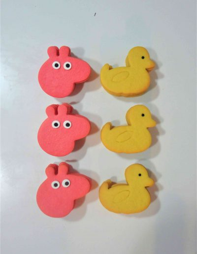 Peppa Pig y Patitos