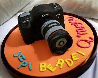 CÁMARA DE FOTOS (Red Velvet Cake)