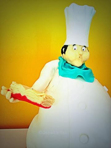 JESSITARTA CHEF!!!! Cocineroooo!!!