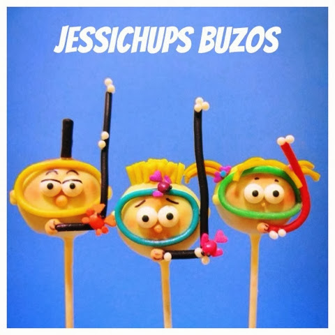 JESSICHUPS BUZOS NOVATOS… Y FELICES!!! BEGINNERS AND HAPPYDIVERSJESSICHUPS!