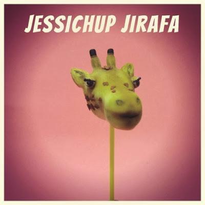 Jessichup Street: JESSICHUP JIRAFA JIRAFITA // GIRAFFE JESSICHUPS!!!