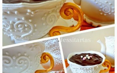 Jessitarta TE APETECE UNA TAZA DE CHOCOLATE?? // A cup of chocolate??