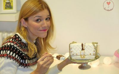 Y la Jessitarta esss… ¡¡¡EL BOLSO!!! // And the cake is… ¡THE HANDBAG!