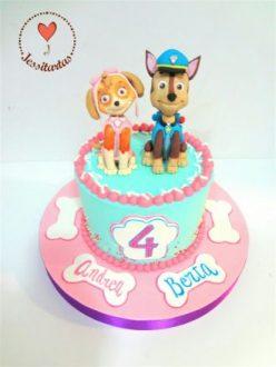 Una Patrulla Canina muy Pink!