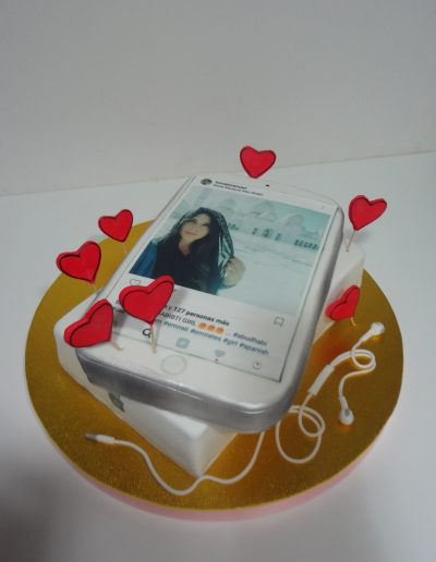 TARTA IPAD INSTAGRAM