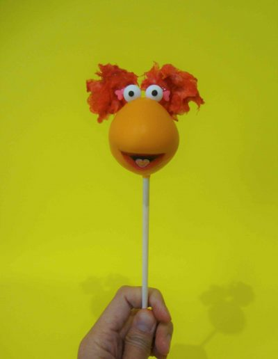 Jessichup Rossie Fraggle